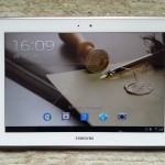Galaxy Note 10.1(2012)GT-N8000開封の儀