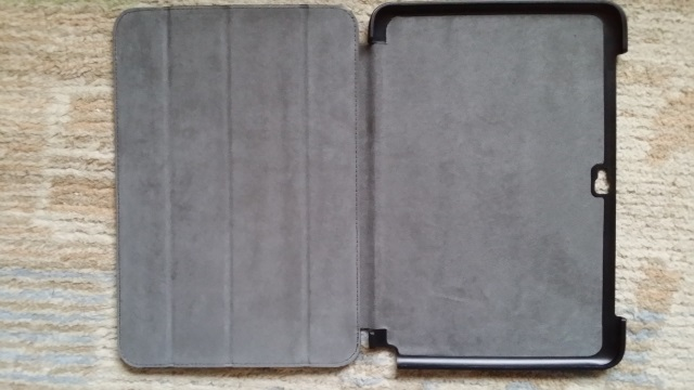 Galaxy Note 10.1(2012)GT-N8000用ケース