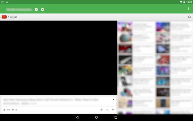galaxy note 10.1(GT-N8013)lollipopカスタムROM(OmniROM)YouTubeが見れない