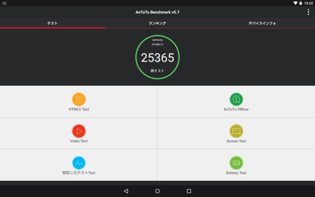 Galaxy Note 10.1(2012)lollipopカスタムROM(OmniROM)その5