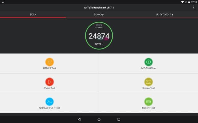 Galaxy Note 10.1のlollipopカスタムROM(OmniROM)6