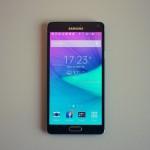 Galaxy Note5のリーク記事1