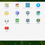 Galaxy Note 10.1(2012)lollipopカスタムROM(OmniROM)その1