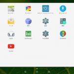Galaxy Note 10.1(2012)lollipopカスタムROM(OmniROM)その1